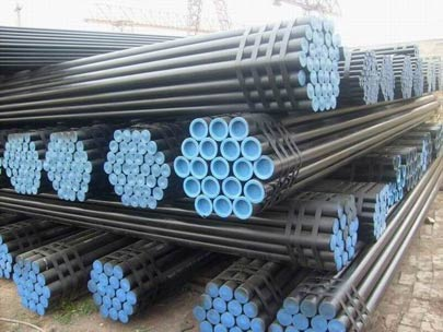 M.S. Seamless Pipes